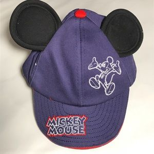 Infant Mickey Mouse Cap